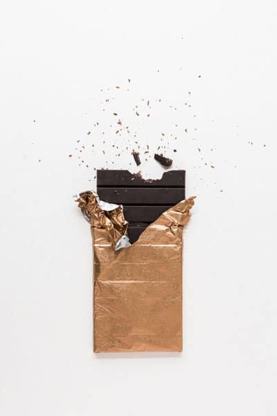 czy dawać dzieciom czekoladę