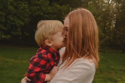 co dziecko czuje do mamy