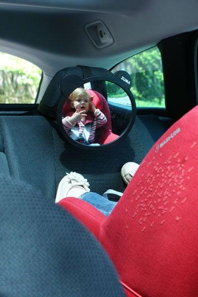 jak bezpiecznie przewozić dzieci