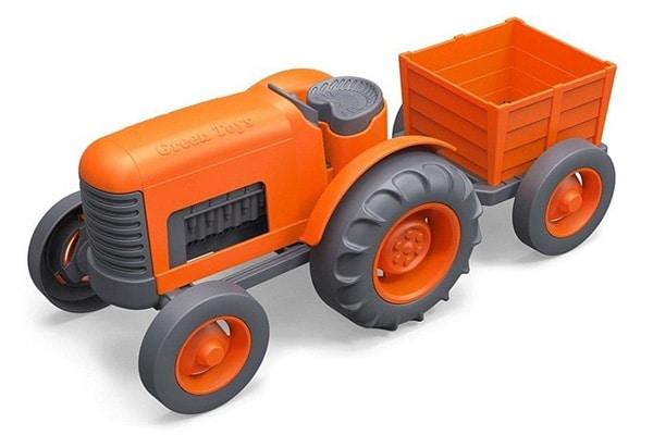 traktor green toys