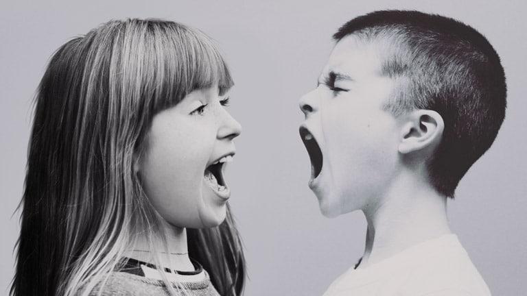 krzyk dziecka jak się zachować