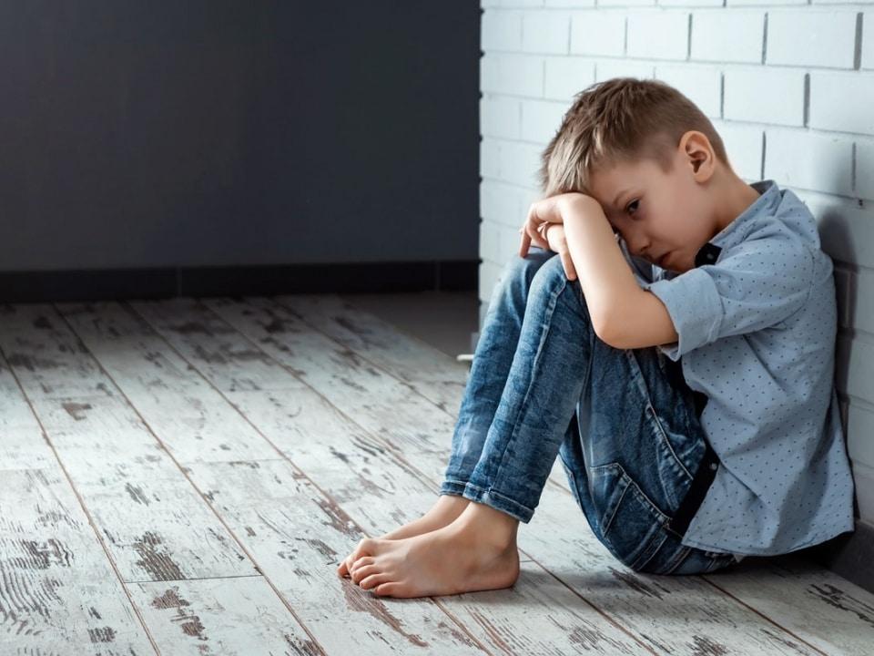 epidemia a lęk dzieci