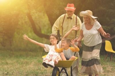 rola dziadków w życiu dziecka