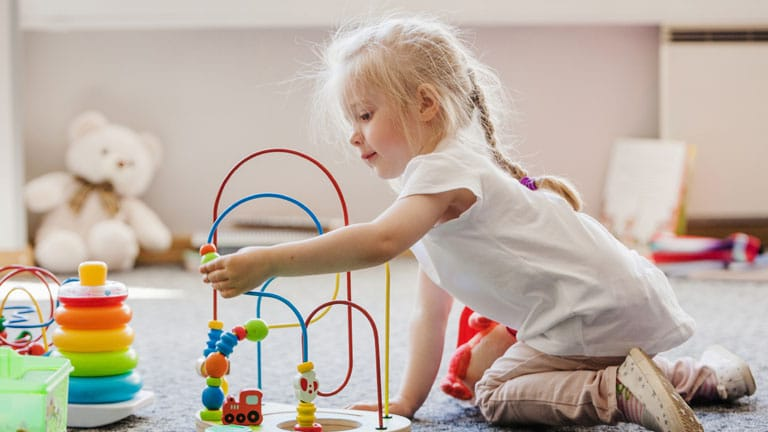 lęk dziecka przed przedszkolem