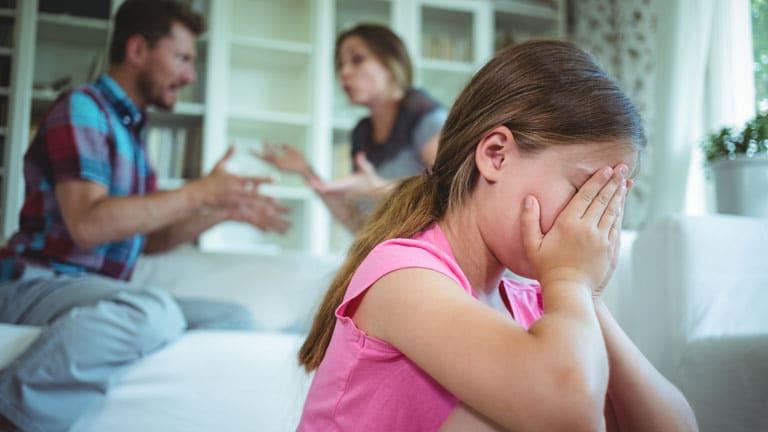 kłótnia co czuję dziecko
