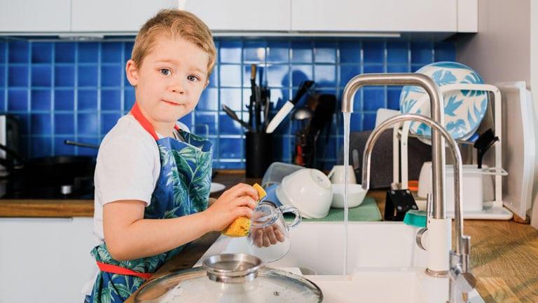 jak nauczyć dziecko