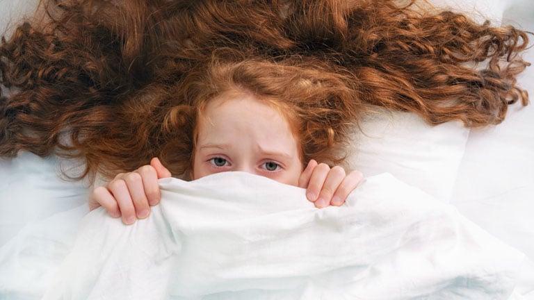 lęk umałego dziecka